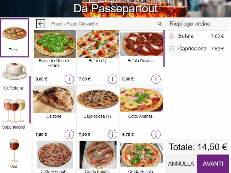 Software Gestionale per Ristorante a Milano