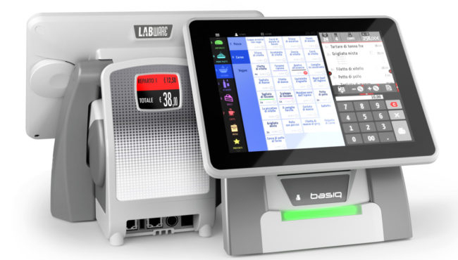Labware basic touch all in one